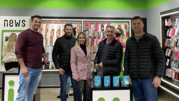 A It Case do Celeiro Itália é a quinta unidade da empresa em Chapecó