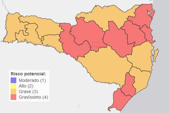 Governo do Estado amplia medidas de distanciamento social por sete dias em oito regiões