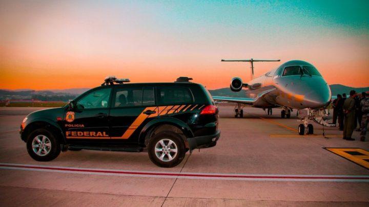 PF e INTERPOL deflagram operação de combate ao tráfico internacional de drogas em SC e mais cinco estados e três países