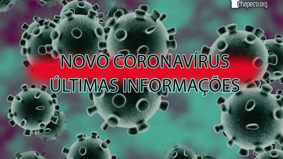 Chapecó registra o 23° óbito por coronavírus