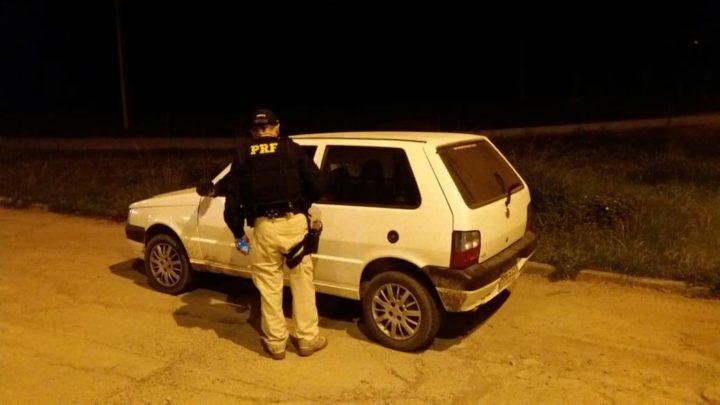 Motorista vai dirigindo embriagado na PRF buscar sua habilitação recolhida há mais de um ano por embriaguez em SC