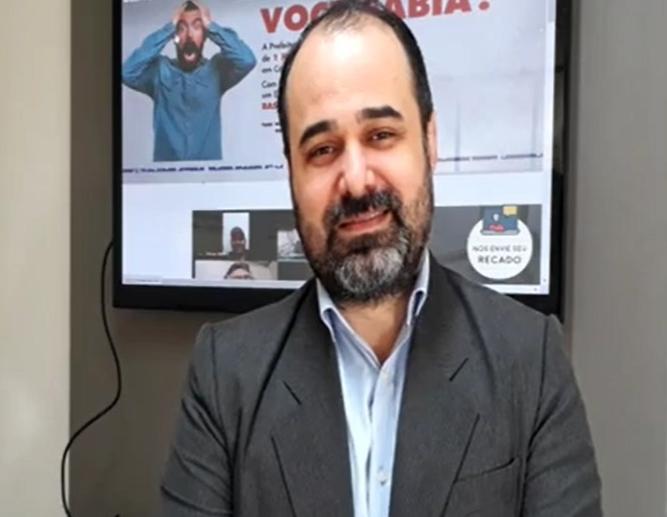 Pré-candidato Cleiton Fossá diz que eleitor espera um gestor que tenha coragem de fazer mudanças