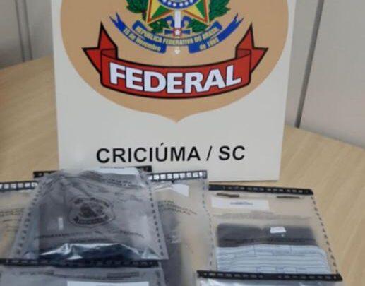 """Polícia Federal deflagra operação """"Sem Sinal"""" de combate a comercialização de sinal de tv por assinatura em SC"""