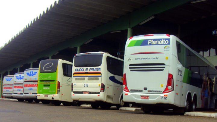 Prefeitura de Chapecó acata decisão e libera ônibus interestaduais