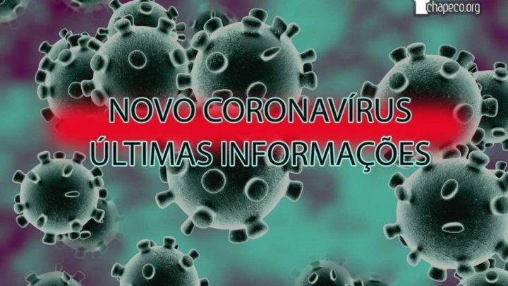 Chapecó registra 50° e 51° mortes por coronavírus