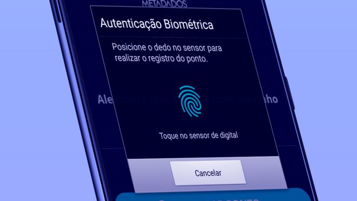 App substitui o registro de ponto durante a pandemia