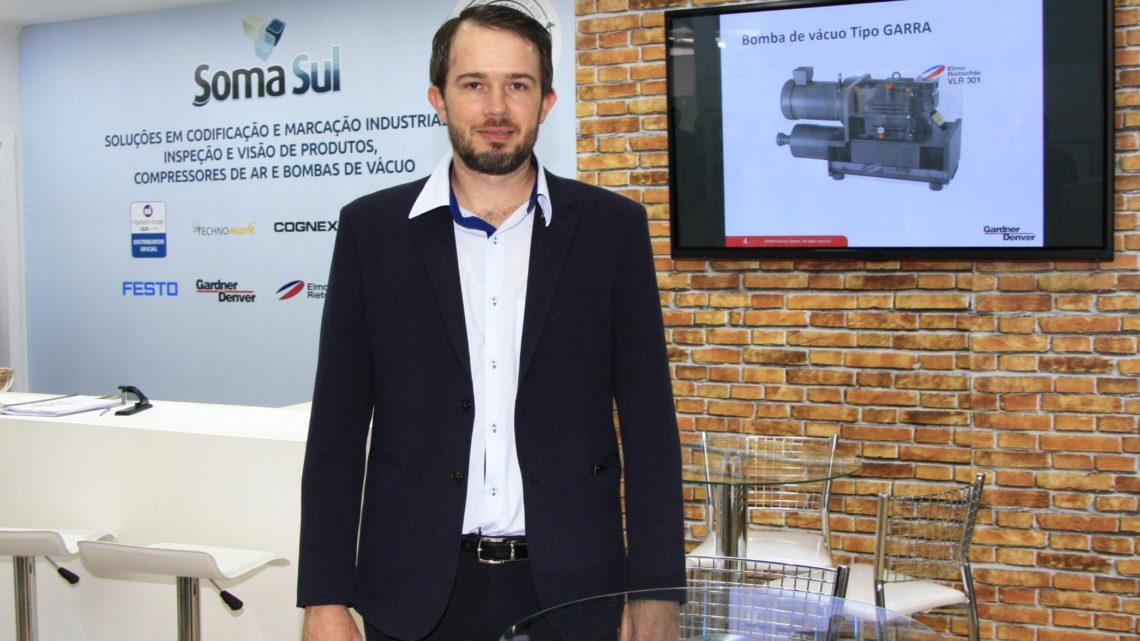 Empresa de codificação industrial amplia atuação em Joinville