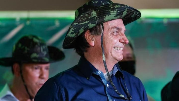 Bolsonaro vem a Santa Catarina para pescar na semana que vem