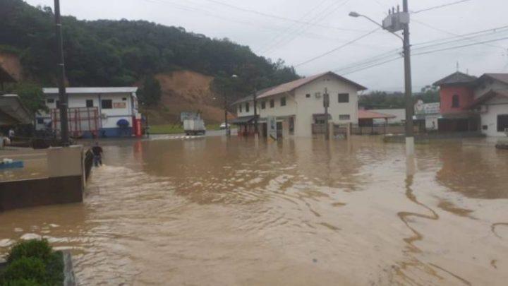 MetSul adverte que Santa Catarina enfrentará uma calamidade