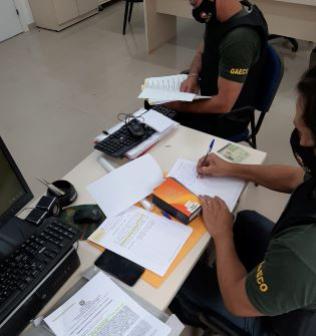 Operação Varredura apura possível fraude no fornecimento de produtos ao Presídio de Chapecó