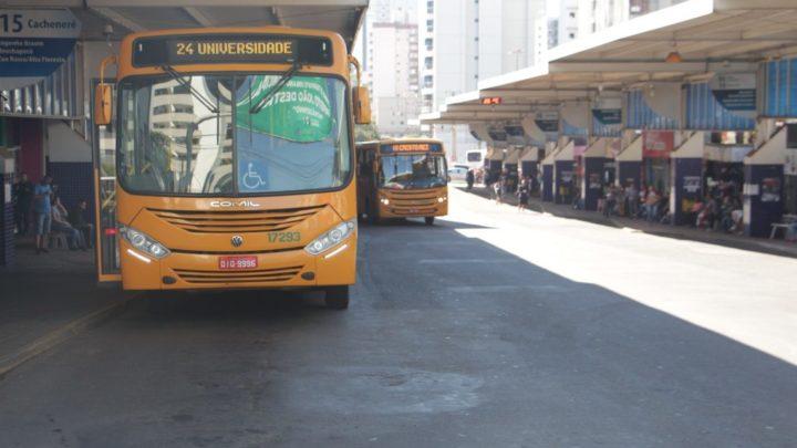 Transporte coletivo vai retomar linhas de maneira gradativa em Chapecó