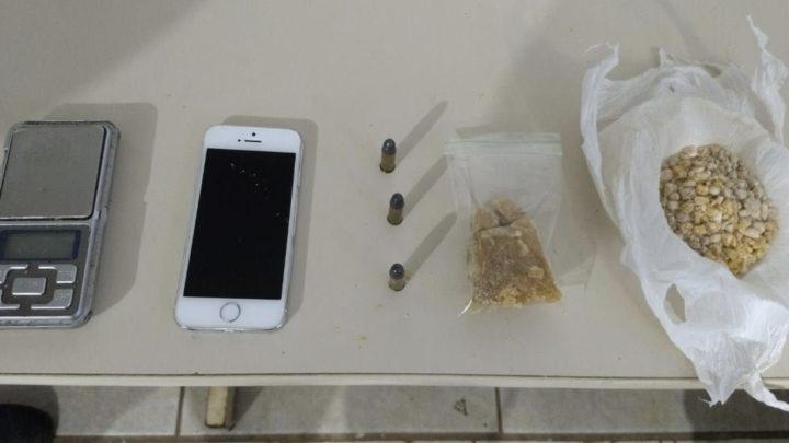 Adolescente é detido por tráfico de drogas em Chapecó