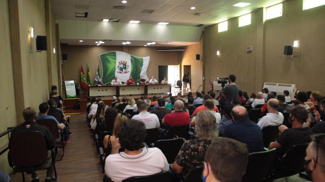 Administração municipal anuncia decreto ampliando horário de estabelecimentos noturnos em Chapecó