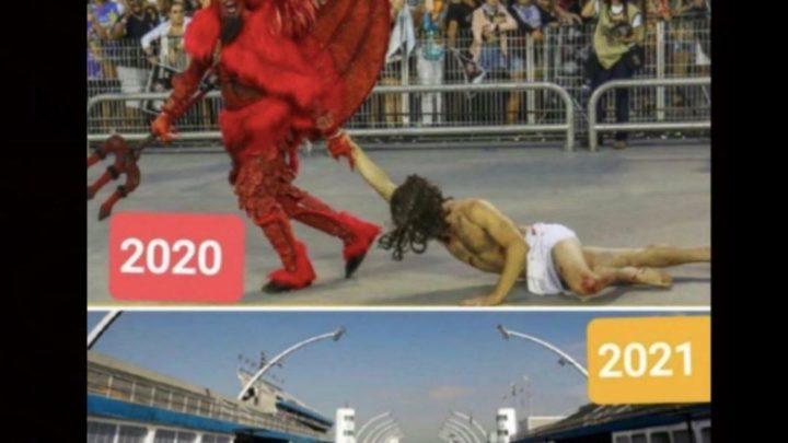 Ministro do Turismo atribui cancelamento do Carnaval no país à ira divina