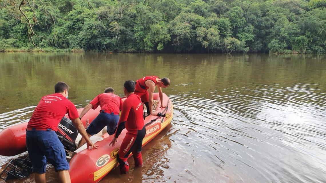 Corpo de jovem de 23 anos é encontrado no rio Chapecó