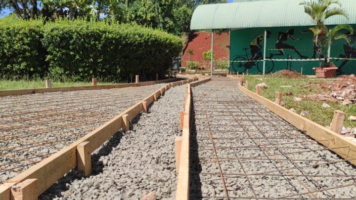 Complexo do Verdão recebe obras de revitalização e acessibilidade