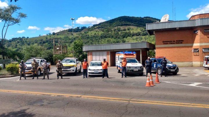 Estabelecimentos e pessoas são autuadas por descumprir o decreto em Chapecó