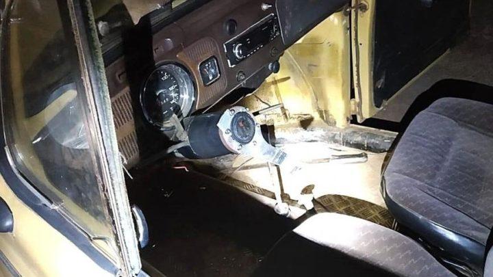 Motorista que dirigia bêbado um Fusca sem volante terá que cumprir medidas cautelares