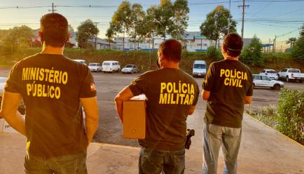 """A pedido do MPSC, Justiça tira sigilo da """"Operação Varredura II"""""""
