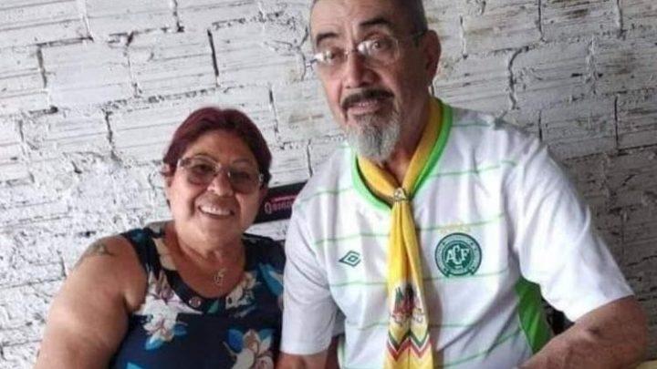 Casal morre por Covid-19 com diferença de 24h em Chapecó