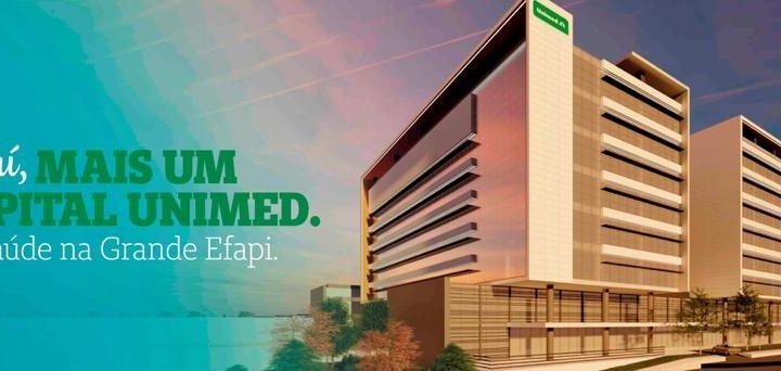 Unimed Chapecó anuncia construção de novo hospital na Efapi