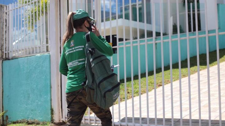Vigilância Ambiental fará levantamento da dengue na próxima semana
