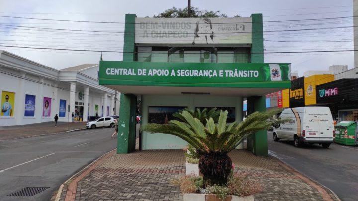 Central de informações será base para segurança, trânsito e documentos perdidos em Chapecó
