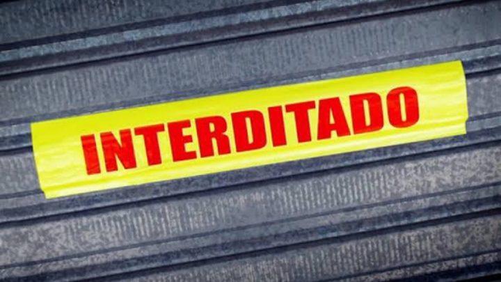 Bar é interditado por descumprir medidas sanitárias em Chapecó