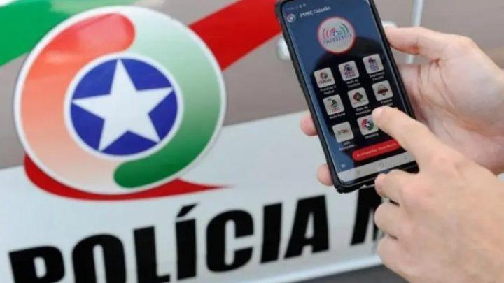 Homem furta celular da PM durante atendimento de ocorrência