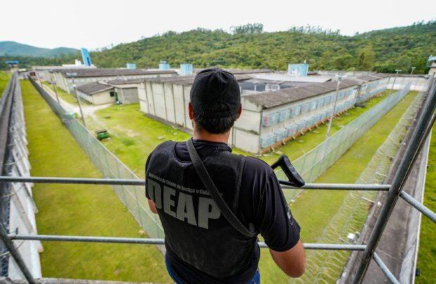 Governador Carlos Moisés convoca mais 213 policiais penais aprovados em concurso público