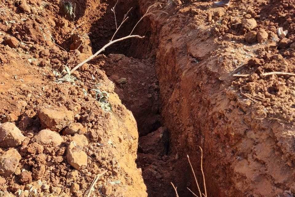 Homem de 54 anos é soterrado no interior de Xanxerê