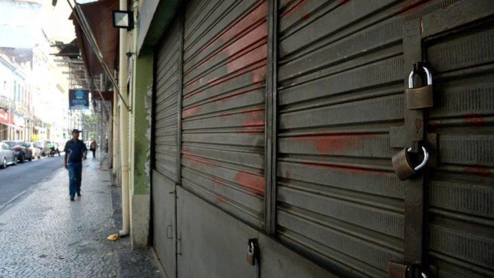 Donos de restaurantes processam estados e municípios por lockdown