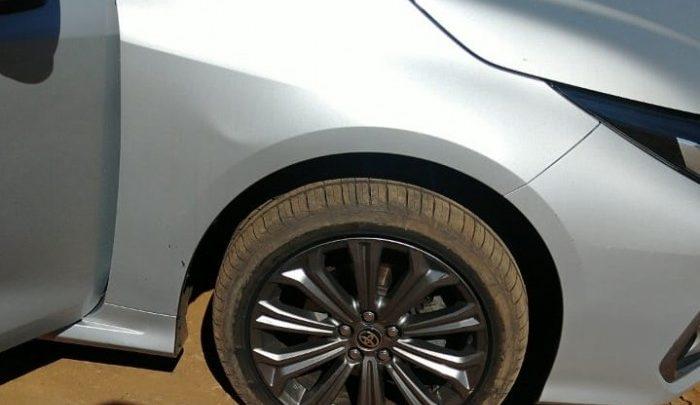 Carro da comitiva do governador tem um dos pneus furado ao trafegar pela BR-163 na região