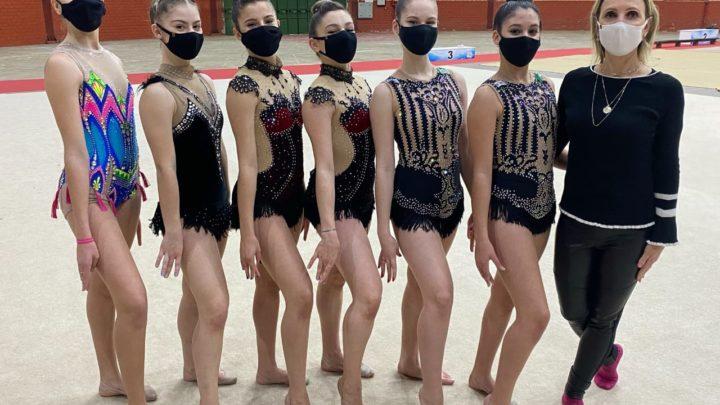 Ginástica rítmica de Chapecó classifica em 1º e 2º lugar em campeonato estadual