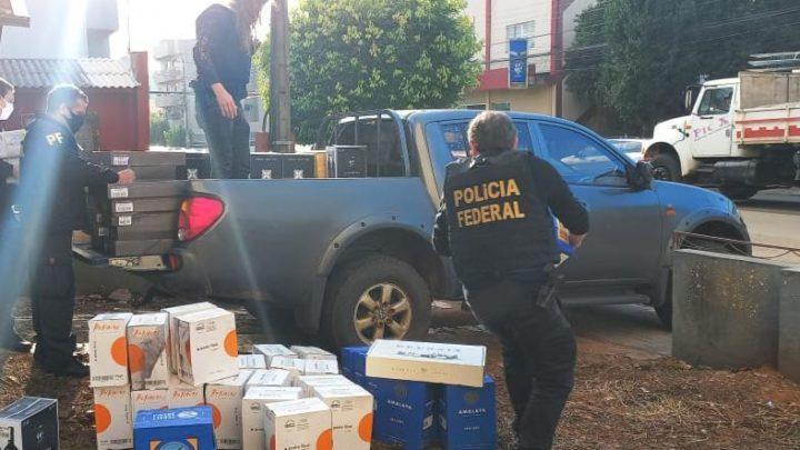 Polícia Federal deflagra operação para combater venda online de vinhos descaminhados