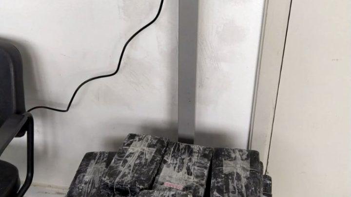 Vídeo: PRF localiza mais de R$ 3 milhões em cocaína escondidos em lataria de SUV na BR 282 em Chapecó