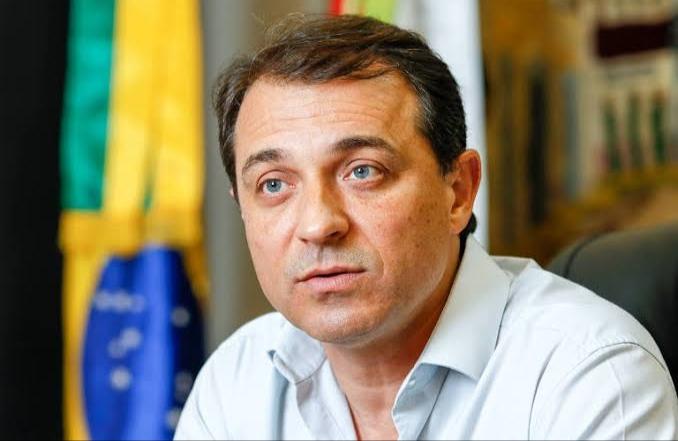 Em Chapecó, governador assina convênio para construção do Elevado da Bandeira e outras obras