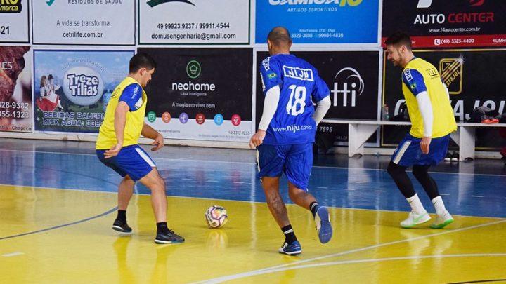Chape disputa a segunda rodada da Copa Catarinense em casa