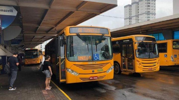 Chapecó terá aumento na tarifa de transporte coletivo