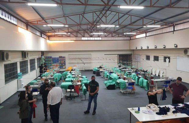 Estado inaugura primeiro galpão industrial do Projeto SAP Têxtil em Chapecó