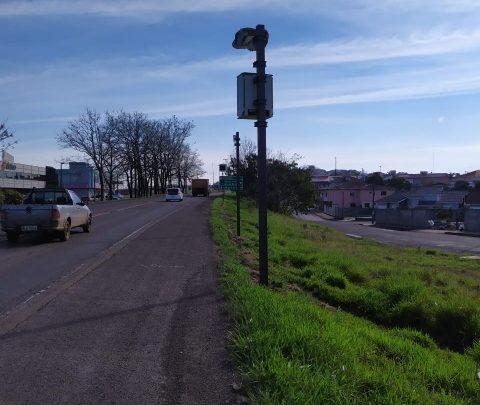 Trecho da BR-282 entre Chapecó e São Miguel do Oeste vai ter 12 radares eletrônicos