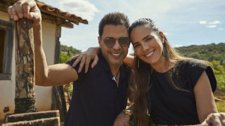 Wanessa e Zezé Di Camargo regravarão 'É o Amor' em ritmo de funk