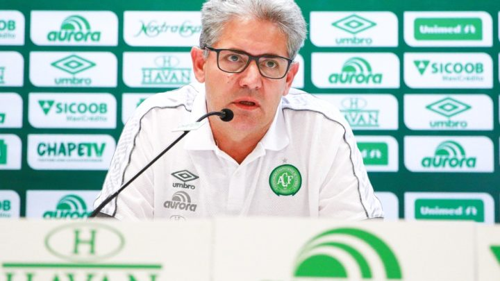 Mano Dal Piva deixa cargo de vice de futebol da Chapecoense