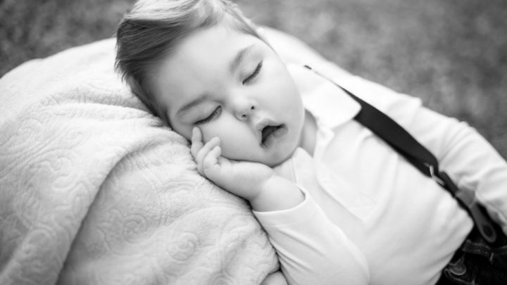Morre o pequeno Lucas Felipe de Chapecó aos 2 dois anos em Joinville