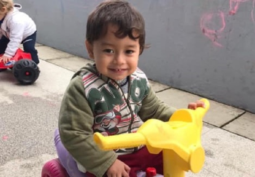 Criança de 2 anos morre após picada de bicho peçonhento em SC