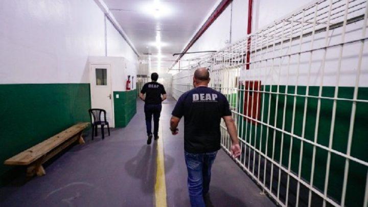 Visitas nas unidades prisionais de SC serão retomadas em outubro