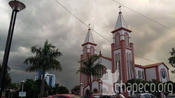Defesa Civil emite alerta para temporais na região Oeste de Santa Catarina
