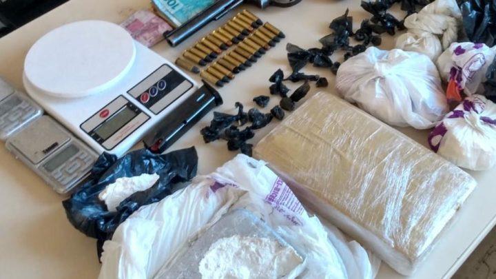 Polícia Civil deflagra operação contra organização criminosa em Chapecó