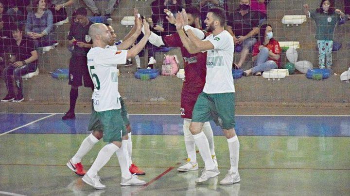 Chape Futsal encerra primeira fase da Série Ouro com vitória