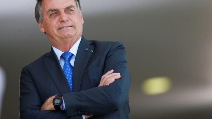 Presidente Bolsonaro diz que não se vacinará contra a Covid-19